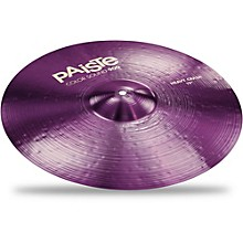 Paiste Colorsound 900 Heavy Crash Cymbal Purple