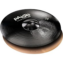 Colorsound 900 Hi Hat Cymbal Black 14 in. Top