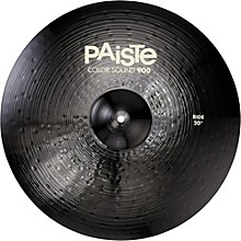 Colorsound 900 Ride Cymbal Black 20 in.