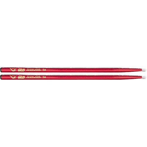 Vater Colorwrap Nylon Tip Sticks - Pair