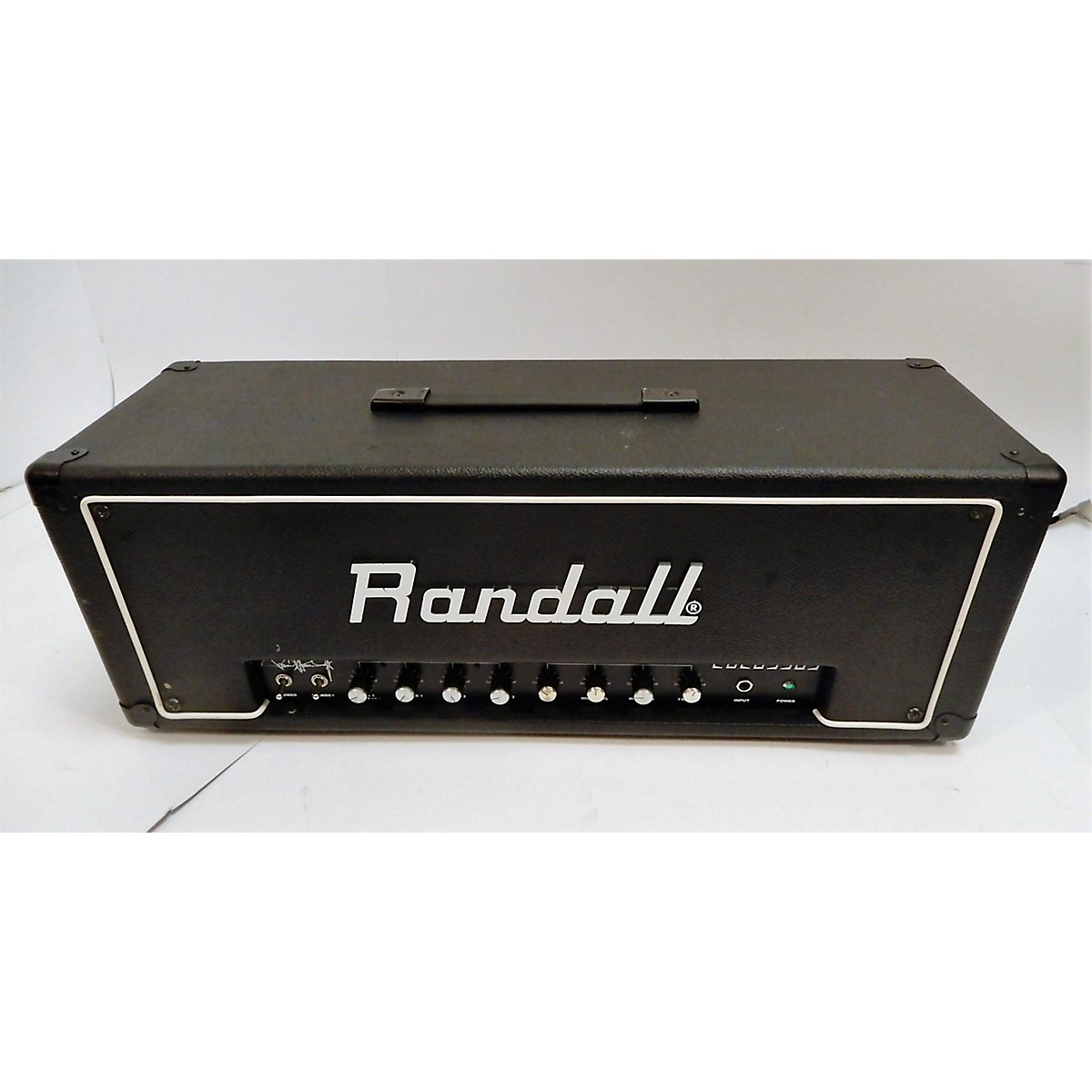 Randall Colossus Solid State Guitar Amp Head