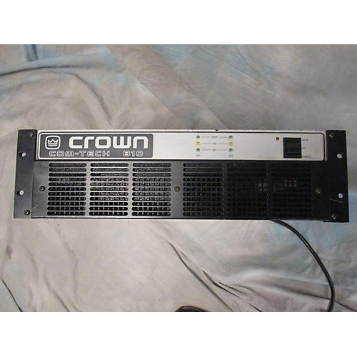 Crown Com Tech 800 Power Amp