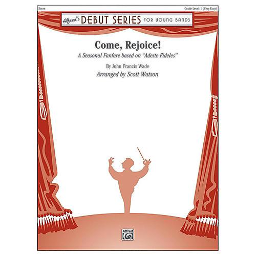 Alfred Come, Rejoice! - Grade 1 (Very Easy)