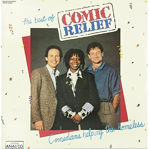 Alliance Comic Relief - Best of Vol.1: Williams, Robin / Goldberg, Whoopi