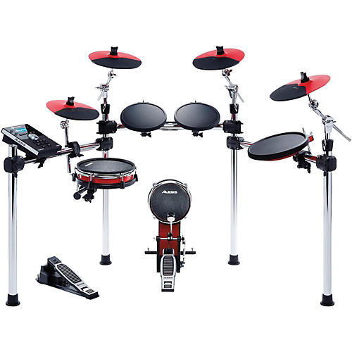Alesis Command X 9 Piece Electronic Drum Kit Guitar Center