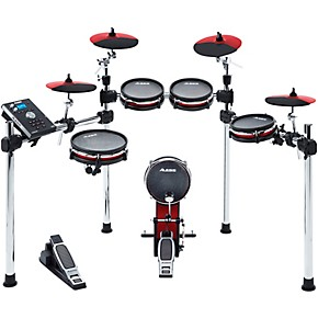alesis command x mesh head electronic drum set guitar center