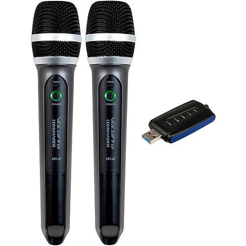VocoPro Commander-USB-Handheld Wireless System, Frequency Set 2