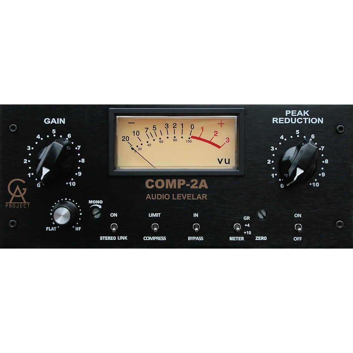 Golden Age Comp-2A Single-Channel Compressor