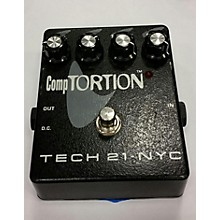 Tech 21 CompTortion Effect Pedal