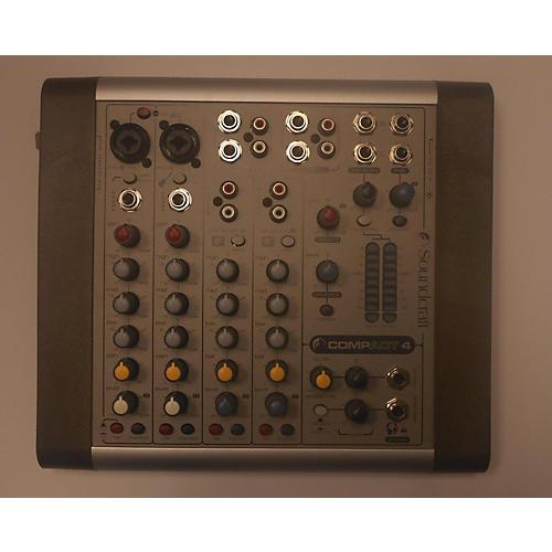 Soundcraft Compact 4 Digital Mixer