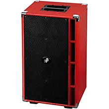 Compact 8 800W 8x5 Bass Speaker Cabinet Red