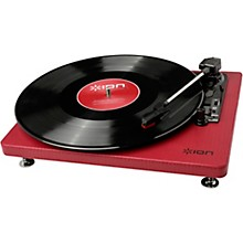 ION Compact LP (burgundy) Record Player