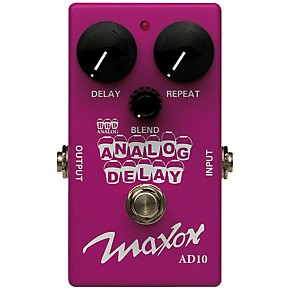maxon compact series analog delay guitar effects pedal guitar center. Black Bedroom Furniture Sets. Home Design Ideas
