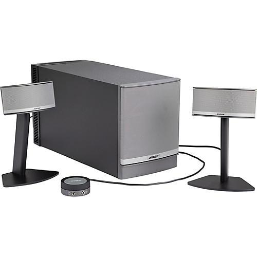 bose companion 5 multimedia speaker system guitar center. Black Bedroom Furniture Sets. Home Design Ideas
