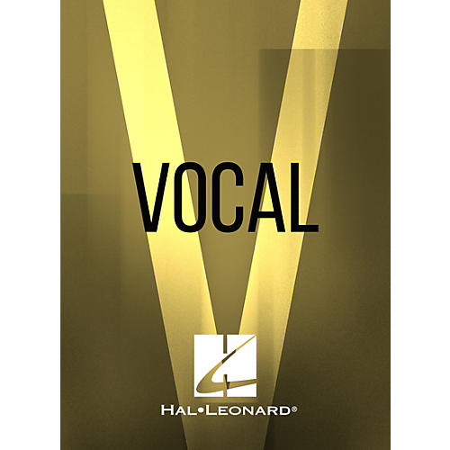 Hal Leonard Company Vocal Score Series  by Stephen Sondheim