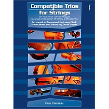Carl Fischer Compatible Trios for Strings - Violin (Book)