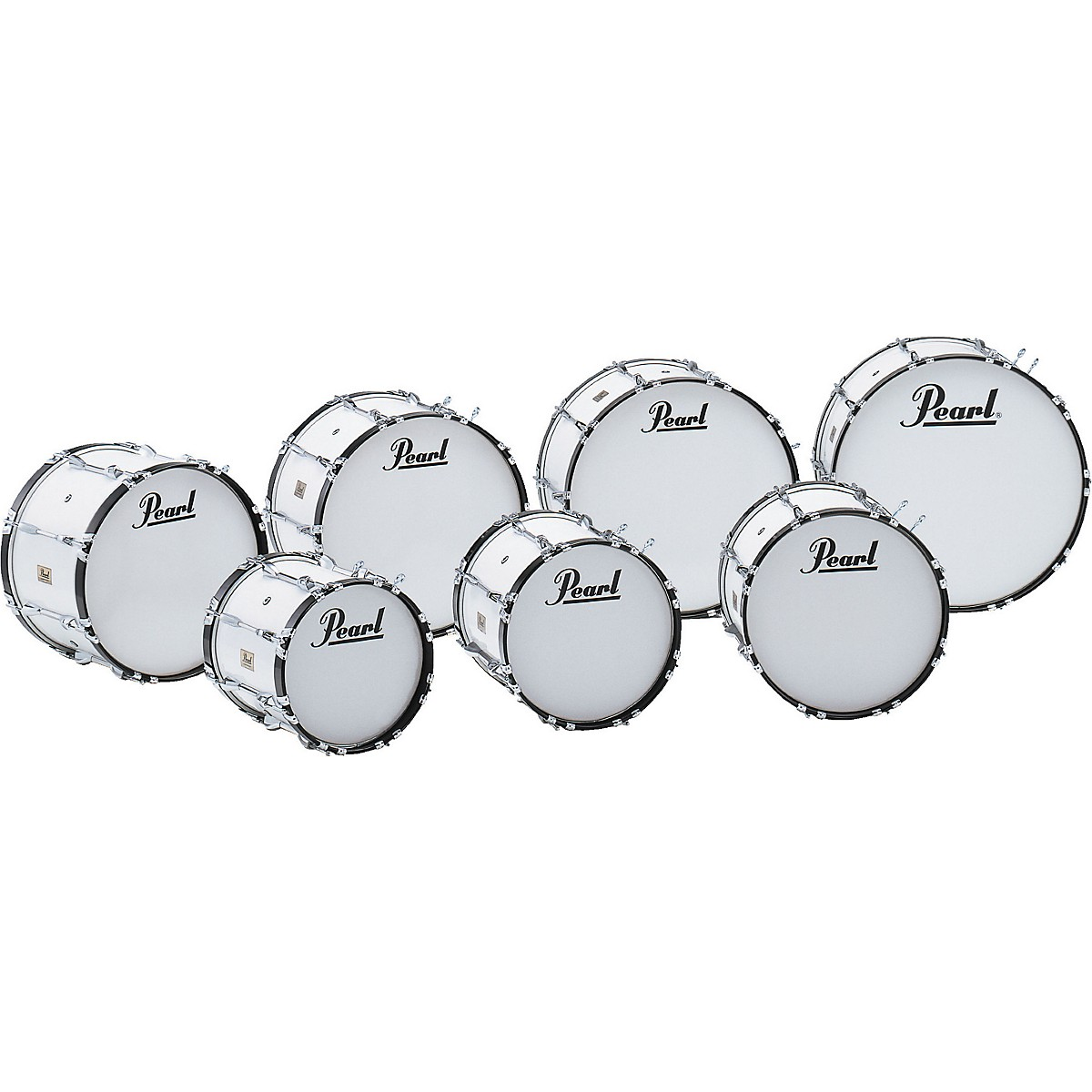 Pearl Competitor Marching Bass Drum