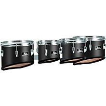 Pearl Competitor Marching Tom Set Level 1 Midnight Black (#46) 8,10,12,13 set