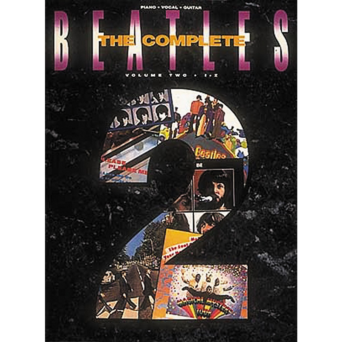 Hal Leonard Complete Beatles Volume 2 Piano, Vocal, Guitar Songbook