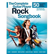 Music Sales Complete Guitar Player Rock Songbook
