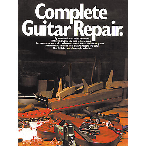 Music Sales Complete Guitar Repair