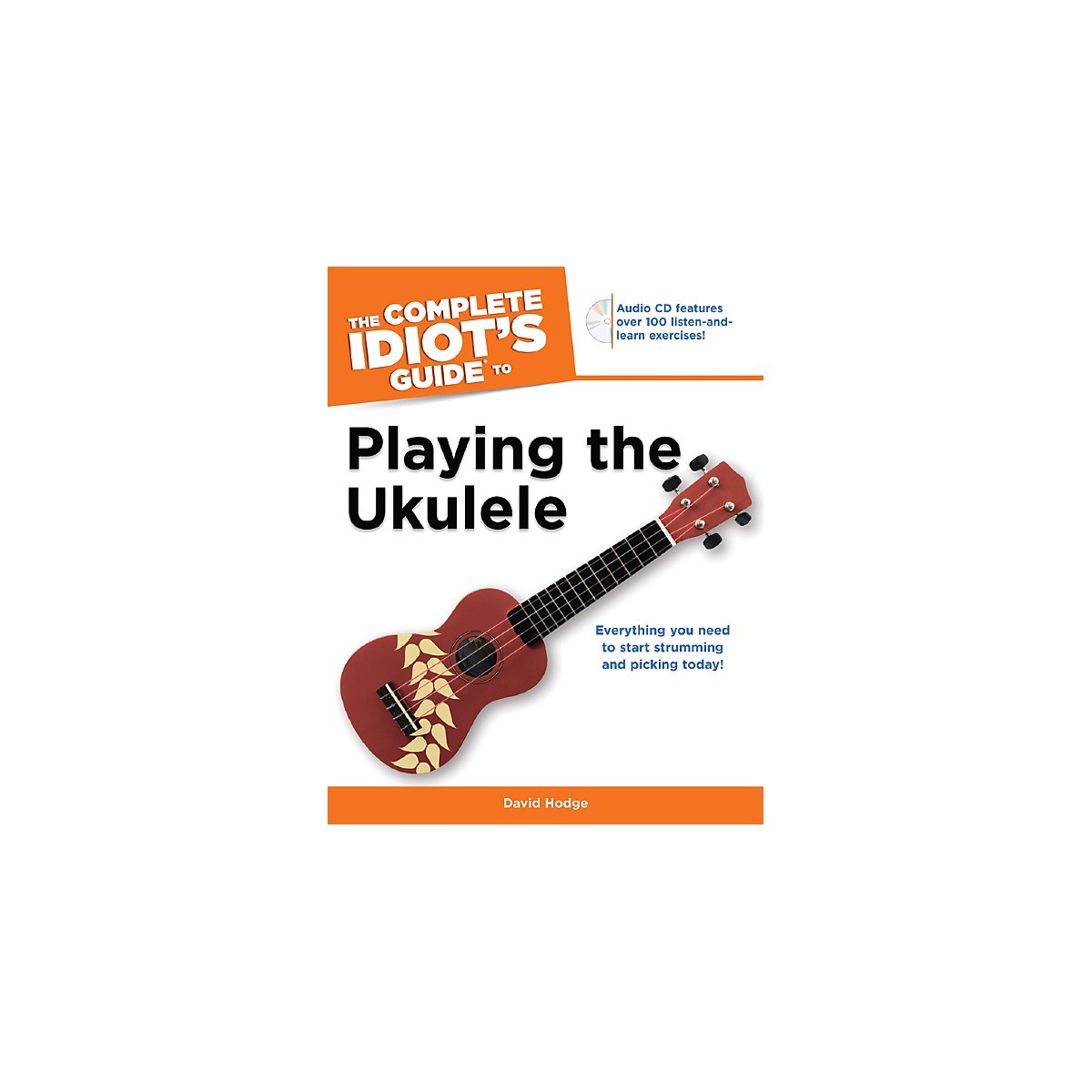 Alfred Complete Idiots Guide To Playing the Ukulele BK/CD