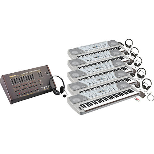 Suzuki Complete Keyboard Lab for 5 Students