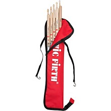 Vic Firth Complete Modern Jazz Collection with Free Stick Bag