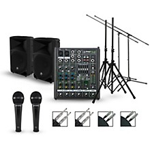 Mackie Complete PA Package with ProFX4v2 Mixer and Mackie Thump Speakers