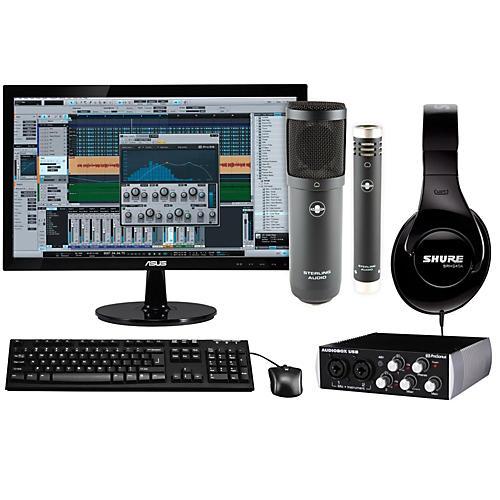Apple Complete Recording Studio with Mac Mini v4 (MD387LL/A)
