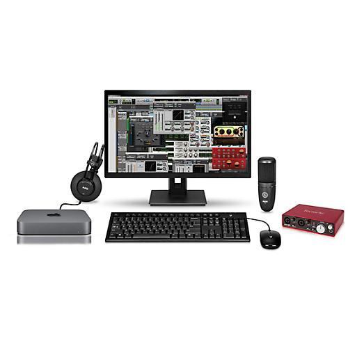 Apple Complete Recording Studio with Mac Mini v8 (MRTR2LL/A)