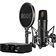 Rode Microphones Complete Studio Kit with NT1 Microphone and AI-1 Interface
