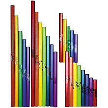 Boomwhackers Complete Upper & Lower Octave Sets Boomwhackers Tuned Percussion Tubes