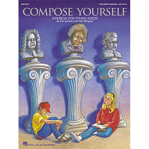 Hal Leonard Compose Yourself (Musical) (A Musical for Young Voices) TEACHER ED Composed by John Jacobson