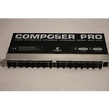 Behringer Composer Pro Multi Effects Processor