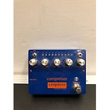 Empress Effects Compressor Effect Pedal