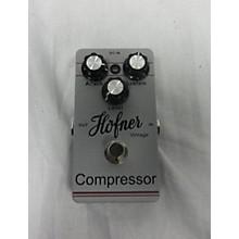Hofner Compressor Effect Pedal