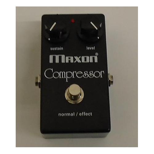 Maxon Compressor Effect Pedal