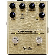 Compugilist Compressor/Distortion Effects Pedal