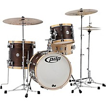 Concept Classic 3-Piece Bop Shell Pack Walnut/Natural