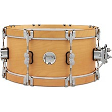 Concept Classic Snare Drum with Wood Hoops 14 x 6.5 in. Natural/Natural Hoops