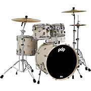 Concept Maple 4-Piece Shell Pack with Chrome Hardware Twisted Ivory