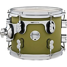 Concept Maple Rack Tom with Chrome Hardware 10 x 8 in. Satin Olive