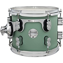 Concept Maple Rack Tom with Chrome Hardware 10 x 8 in. Satin Seafoam