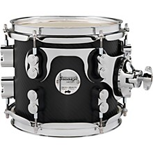 Concept Maple Rack Tom with Chrome Hardware 8 x 7 in. Carbon Fiber