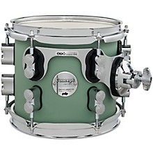 Concept Maple Rack Tom with Chrome Hardware 8 x 7 in. Satin Seafoam