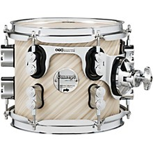 Concept Maple Rack Tom with Chrome Hardware 8 x 7 in. Twisted Ivory