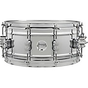 Concept Metal Chrome Over Steel Snare Drum 14 x 6.5 in. Chrome