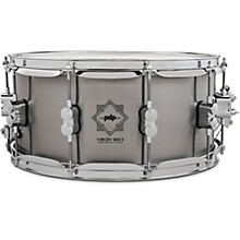 Concept Select Steel Snare Drum 14 x 6.5 in. Steel