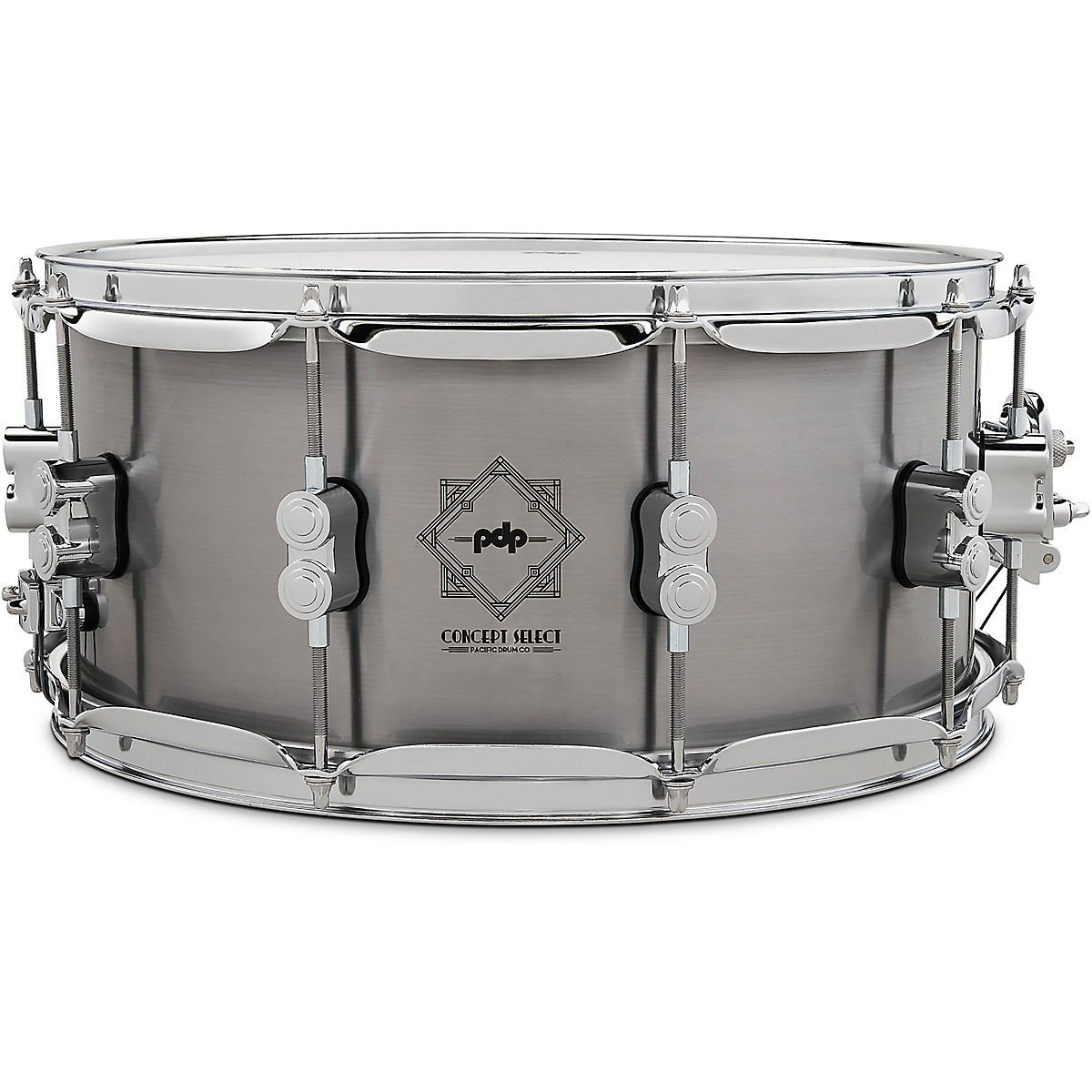 PDP by DW Concept Select Steel Snare Drum